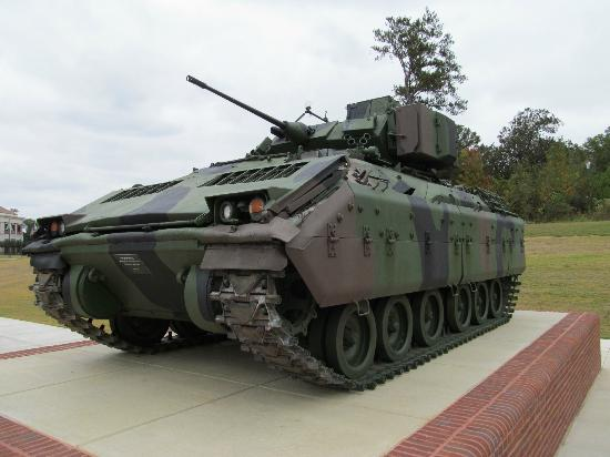 National Infantry Museum and Soldier Center: Bradley