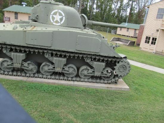National Infantry Museum and Soldier Center: Tank 2