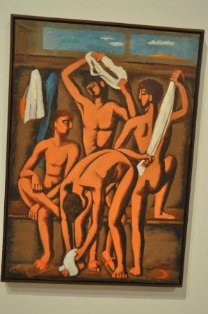 Museum Seni Tel Aviv: art at the Museum