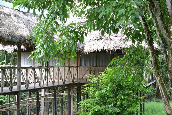 lodge - hammock room