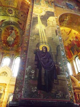 DenRus : Interior Church on the Spilled Blood