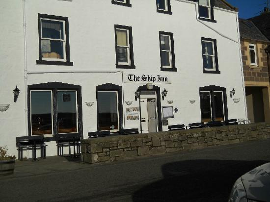 The Ship Inn Stonehaven