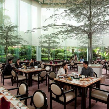 Diamond Hotel Philippines: Yurakuen Main Dining