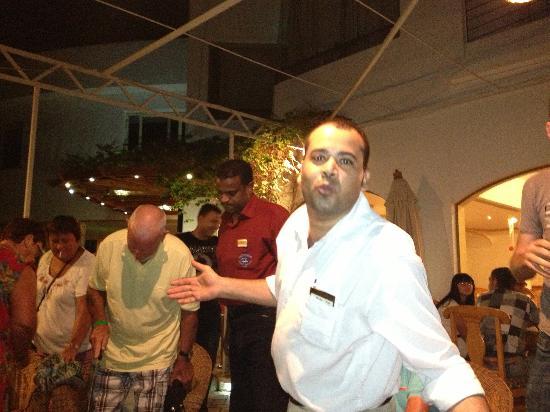 Luna Sharm Hotel: Fantastic staff