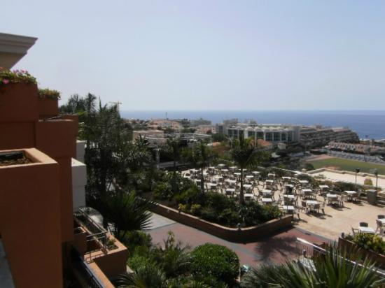 Holiday Village Tenerife: View from D block