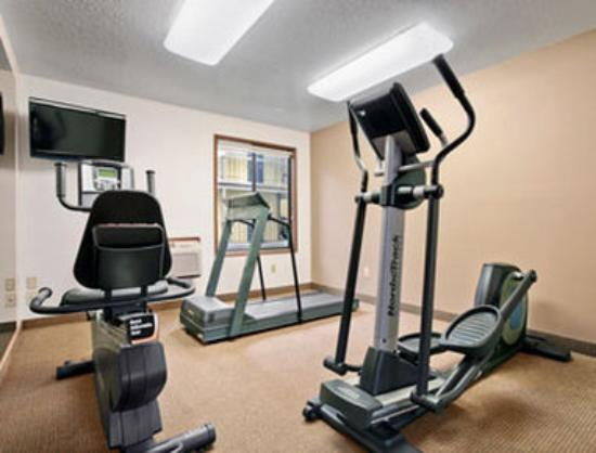 Motel 6 Clackamas: Fitness Room