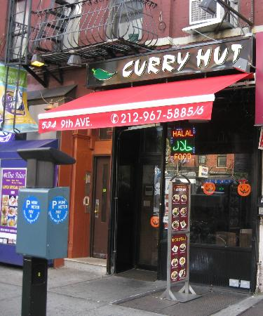 Curry Hut