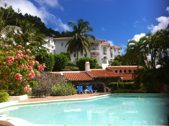 Windjammer Landing Villa Beach Resort: resort villa