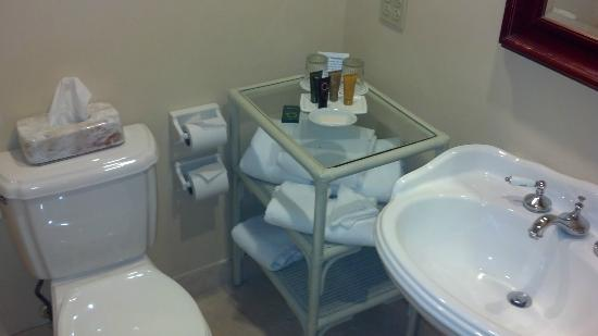 Heritage Hotel, Golf, Spa & Conference Center: Heritage Bathroom