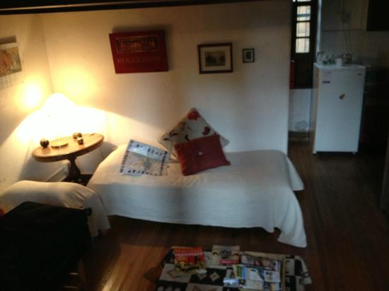 Bodega Cavagnaro: lower floor of guest house