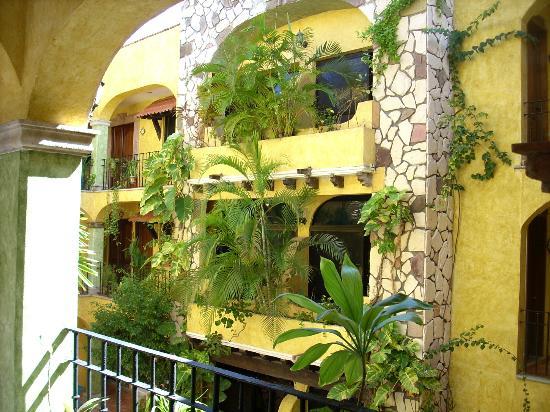 Hotel Hacienda del Caribe: hotel