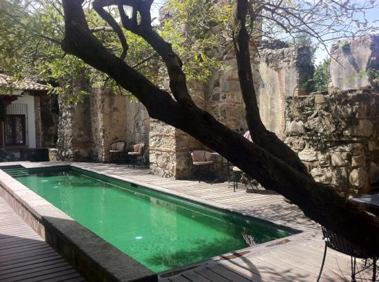 Hotel Cirilo: pool
