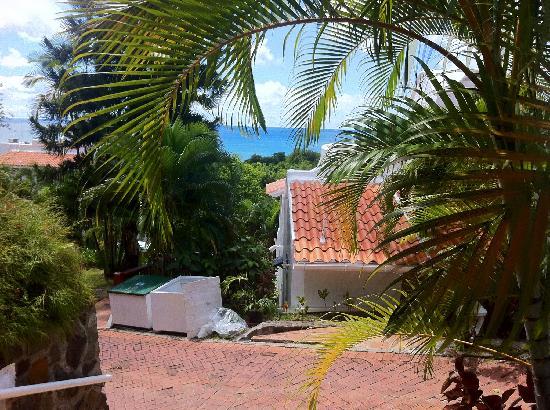 Windjammer Landing Villa Beach Resort: Gorgeous villa's of Windjammer