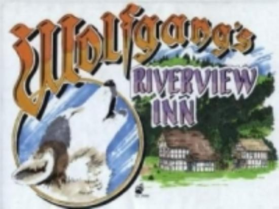 Wolfgang's Riverview Inn: Our logo