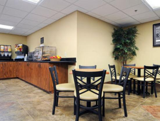Bethel Inn & Suites: Breakfast Area