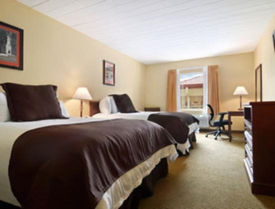 Bethel Inn & Suites: Standard 2 Double Bed Room