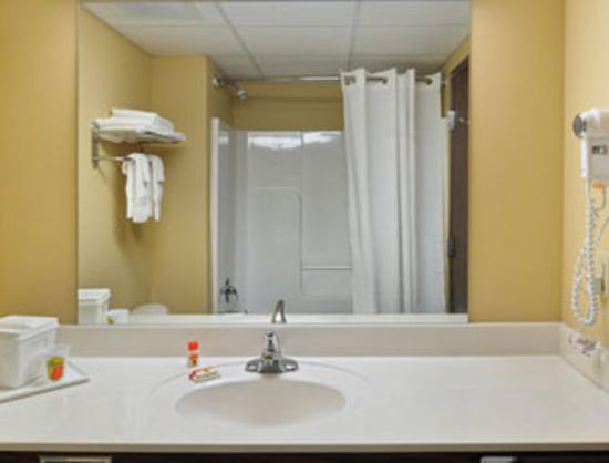Bethel Inn & Suites: Bathroom