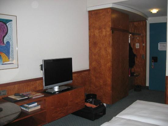 Lindner Hotel Leipzig: Zimmer