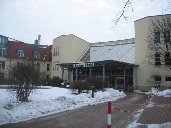 Lindner Hotel Leipzig: Winter