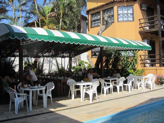 Pousada Kilandukilu: Lugar para desayunar
