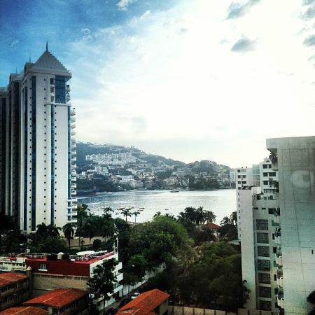 One Acapulco Costera: View of the sea from room
