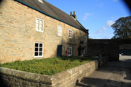 Edensor Tea Cottage