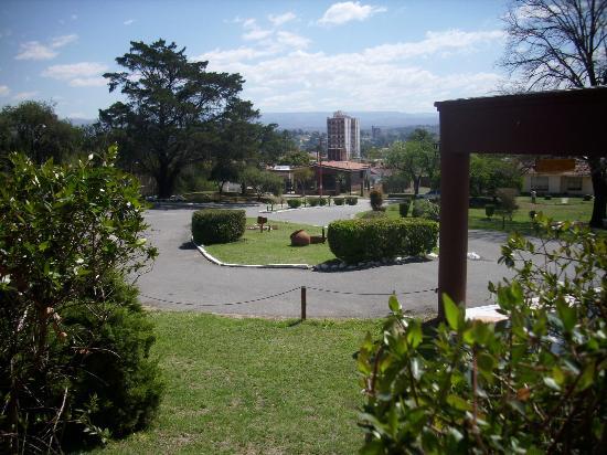 Hotel Pinares del Cerro: Vista de la habitacion