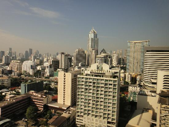 Landmark Bangkok: View from the room