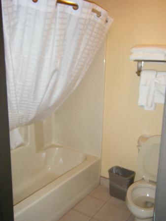 Best Western Plus Midwest Inn & Suites: Bathroom