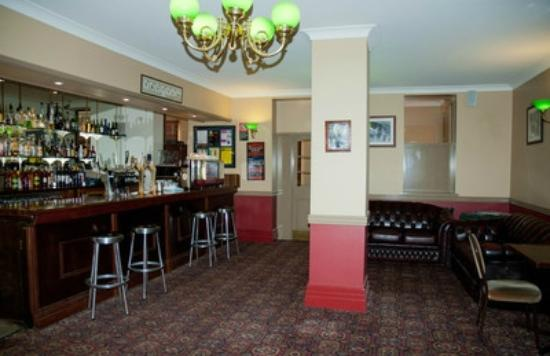 The Grand View Hotel Bistro : Saloon Bar