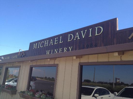 Lodi, Californien: Entrance