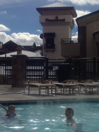 Sheraton Steamboat Resort Villas: Heated Outdoor Pool!