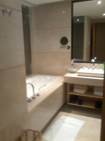 Panyu Hotel: Bathroom 1107
