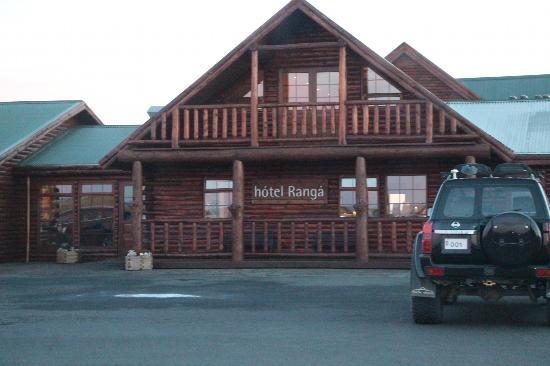 Hotel Ranga: Entrance
