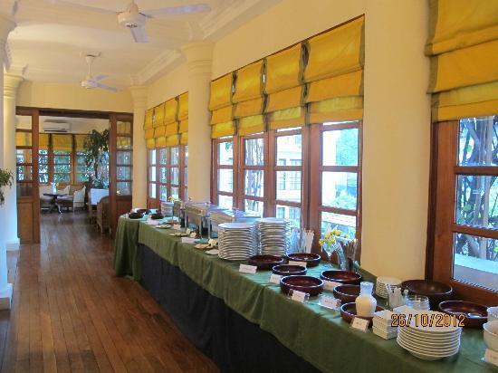 Savoy Hotel Yangon: Breakfast Buffet