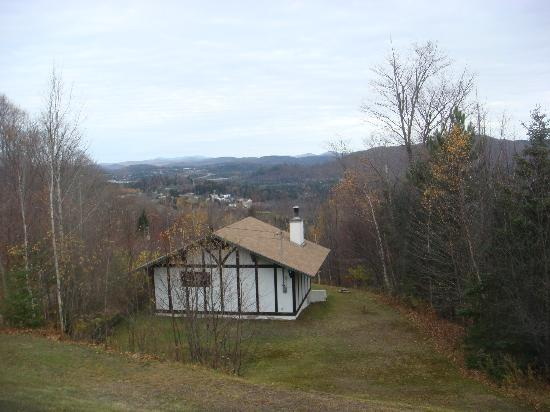Chalets Chanteclair : Spectacular View