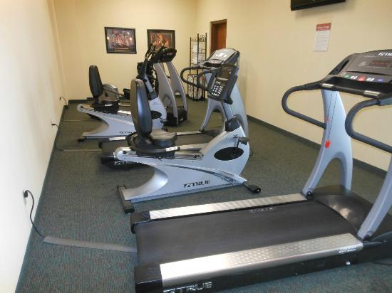 Drury Inn & Suites Dayton North: Gym