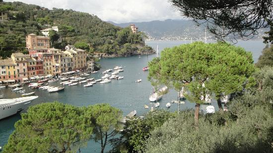 Portofino, Italien: Niasca Bay