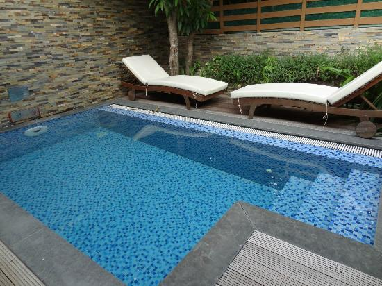 Vinpearl Luxury Nha Trang: Personal pool