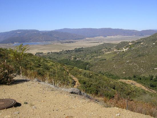 Santa Ysabel Casino: View
