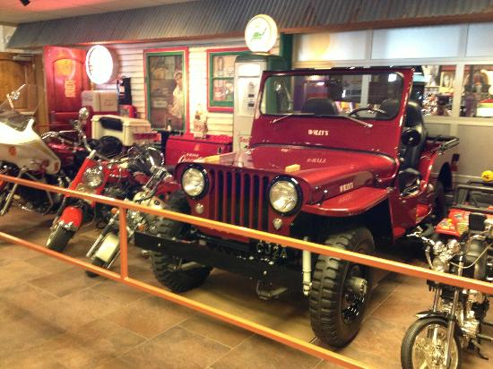 Muscle Cars And Jeeps Picture Of Russell S Endee Truck Stop