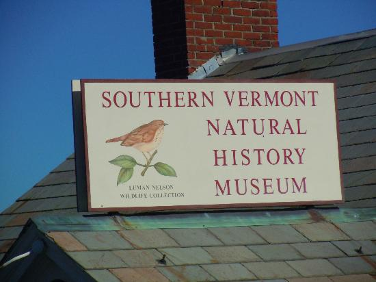 Southern Vermont Natural History Museum