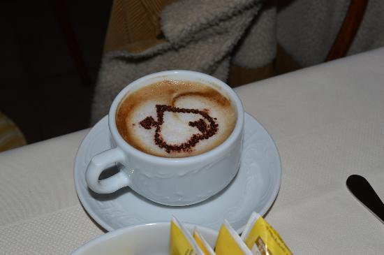 Hotel Centrale: Cappuccino
