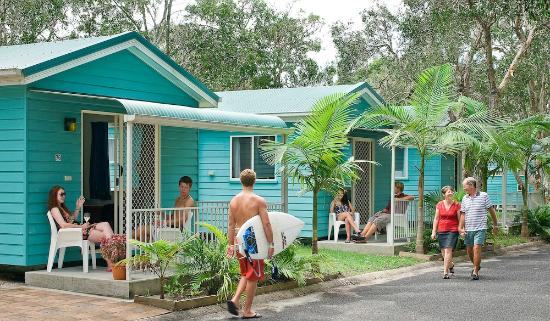 Discovery Parks - Byron Bay: 5 Person Cabin