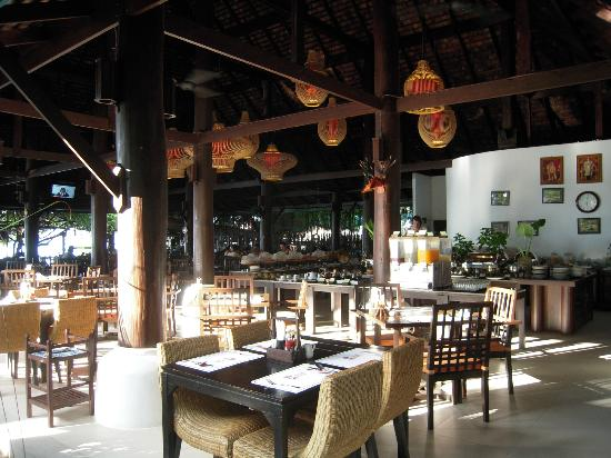 Chaweng Garden Beach Resort: The breakfast place