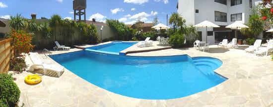 Punta blanca apart hotel condominium reviews la lucila for Apart hotel jardin del mar la serena