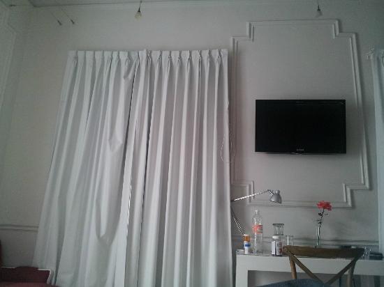Hotel Villa Condesa: Guest Room