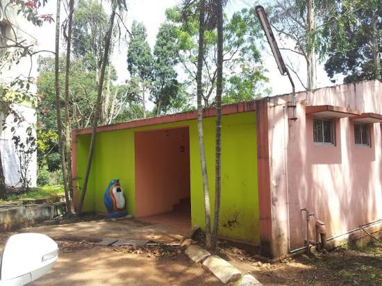 TTDC Hotel Tamilnadu Kodaikanal : Front view of the cottage