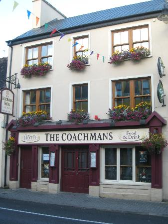 Coachmans Townhouse Hotel: The Coachman's Townhouse Hotel