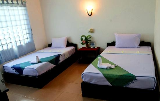 Angkor Dream Villa: Twin Room